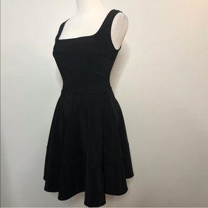 Lulus Black Skater Dress